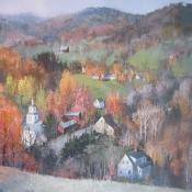 Autumn Vermont Tom Nicholas